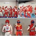 Photos: 戦隊RED