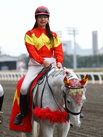川崎競馬の誘導馬01月開催 竹見カップ1Ver-120124-09