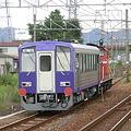 Photos: DD51とキハ120形300番台-02