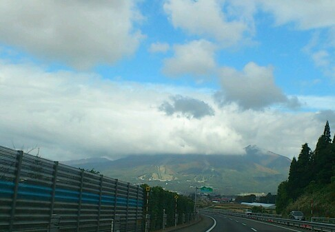 Photos: 今日の磐梯山2011-10-18