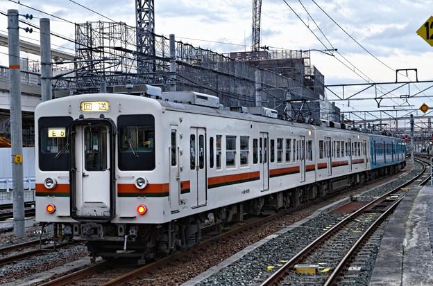 119系、最後の廃車回送。