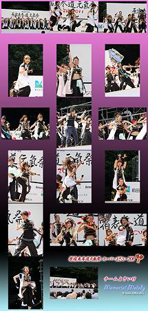 チームよさいけ_03 - 原宿表参道元氣祭 スーパーよさこい 2011