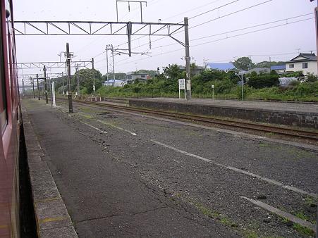 萩野駅10