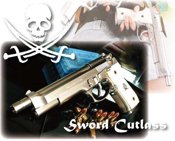 SWORD CUTLASS (BERETTA 92FS)