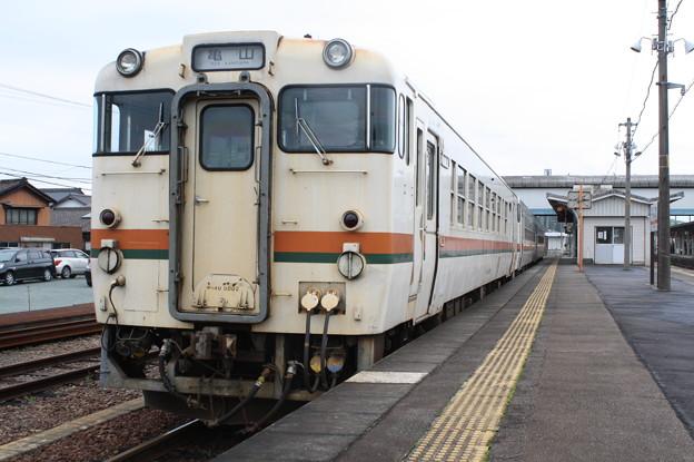 参宮線全通100周年臨時快速と同じ組成の列車