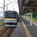 JR弁天橋駅