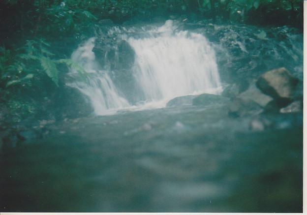 不動の湧水