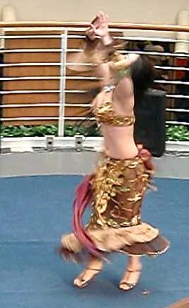 ベリーダンス2