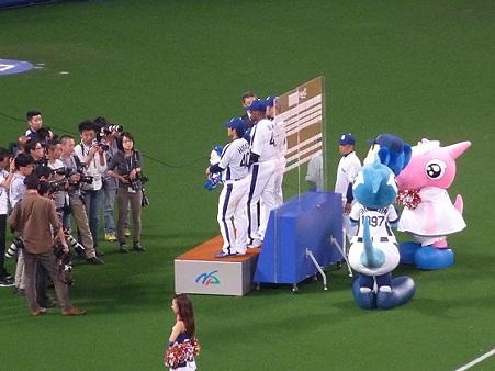 川井・ブランコ・平田の3選手。