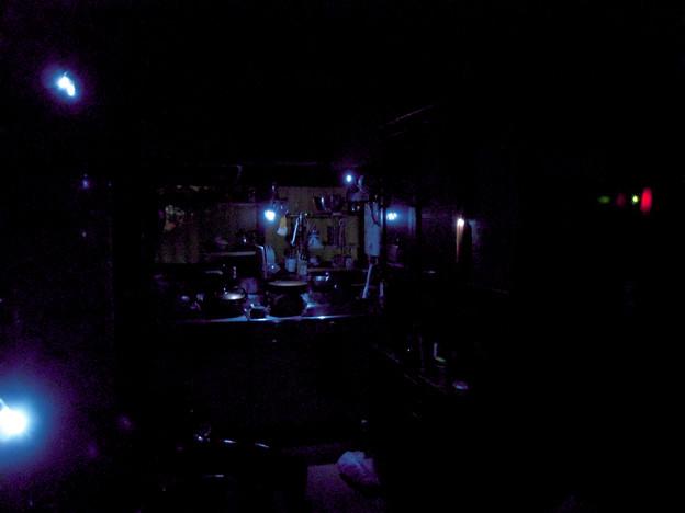 計画停電の夜、、1