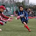 2012年フットボール体験イベント