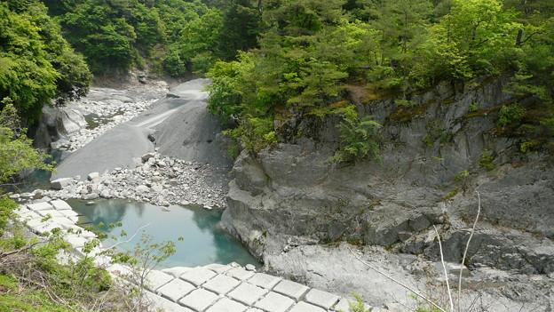 Photos: 雨畑川
