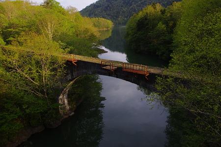 旧士幌線第三音更川橋梁