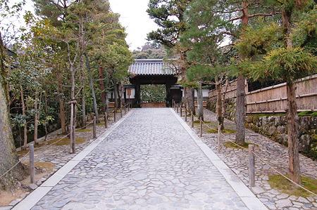 2012年01月08日_DSC_0244銀閣寺総門
