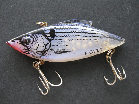 rat-l-trap floater (bill lewis)