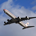 China Eastern Airlines A340-300 Take off !
