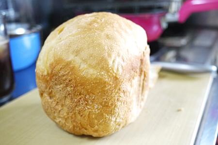 久しぶりにフランスパン風食パン