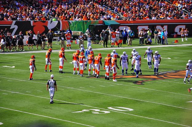Bengals vs Colts