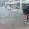 ヤバイ、中野坂上が、海にな... - 写真共有サイト「フォト蔵」