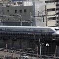 京都駅 ランエボさんと