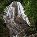 写真: みろくの滝・青森