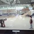 Photos: マルシェでいわきのフェアをやっていて、震災の写真展もありました