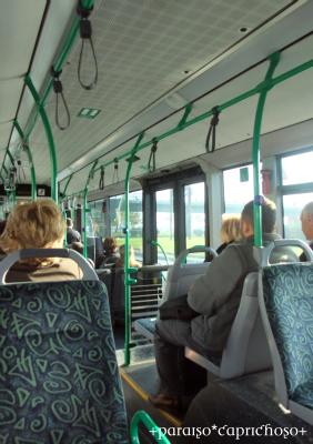 トルコの公共バス