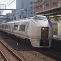 Photos: 常磐線 特急スーパーひたちいわき行 CIMG4510