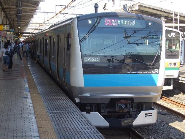 Photos: 京浜東北線 快速磯子行 CIMG4515