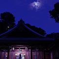 Photos: 夜の神社