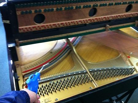 カワイピアノ修理