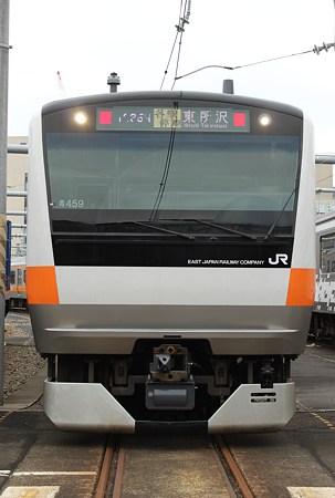 珍表示 「各駅停車 東所沢」