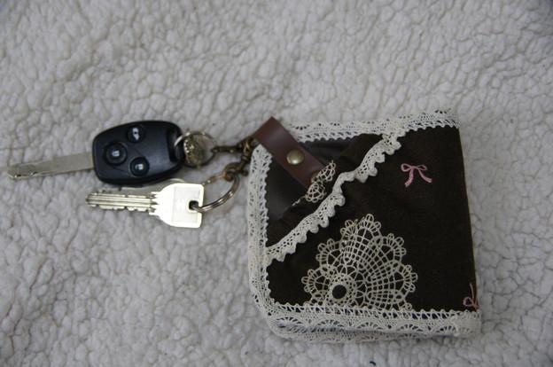 キーケース付き財布-1
