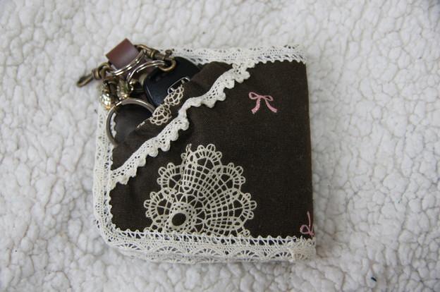 キーケース付き財布-2