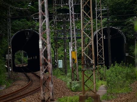 小田急玉川学園トンネル