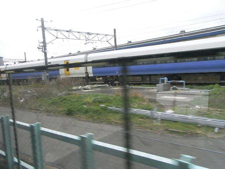 快速エアポート成田の車窓34