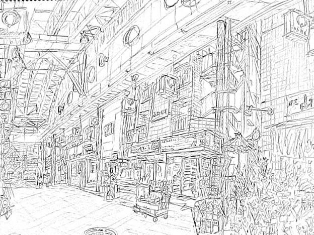 Photos: 空堀ど~り商店街 #ske...
