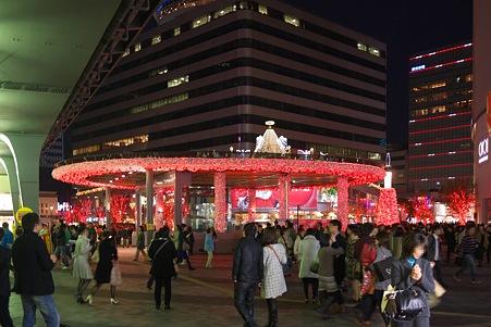 2011.11.27 有楽町 駅前イルミネーション