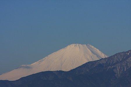 2012.02.20 駅 富士山