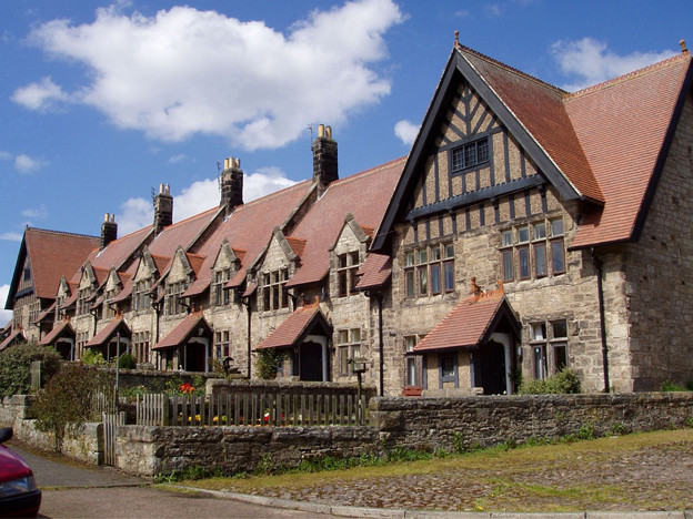 イギリス 田舎の家