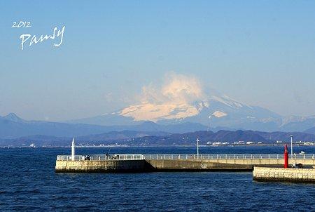 冬の江の島・・4
