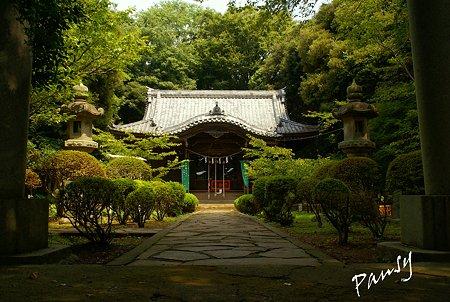 吾妻神社・・4