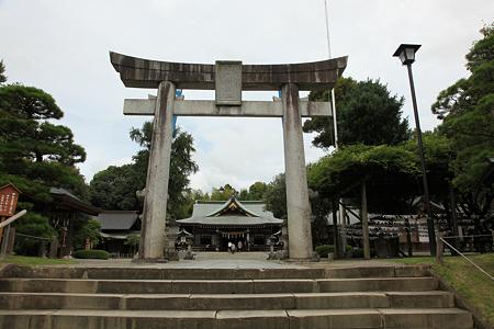 水前寺成趣園 ・出水神社- 17
