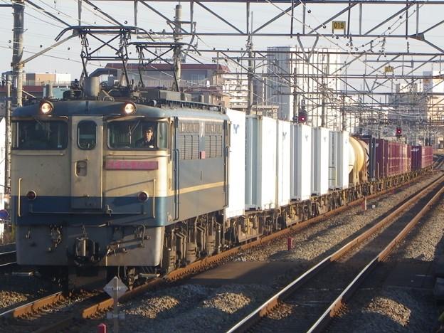 EF65 1079牽引 76レ