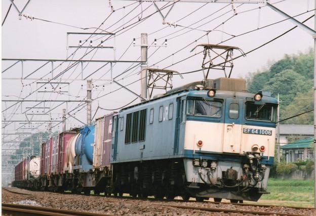 Photos: 成田線を力走71レ