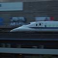 写真: 東海道新幹線 700系