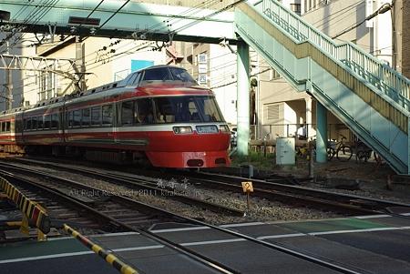小田急LSE7000系