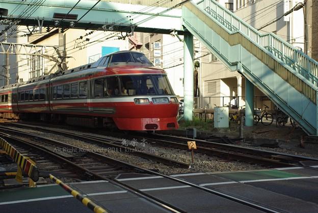 Photos: 小田急LSE7000系
