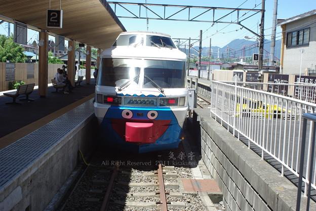 写真: 富士急2000系