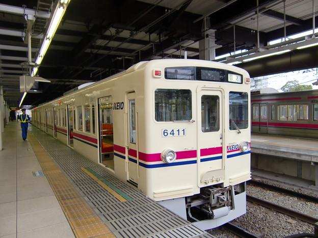 京王6000系(6411F) 回送